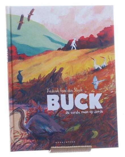 Buck : de eerste man op aarde