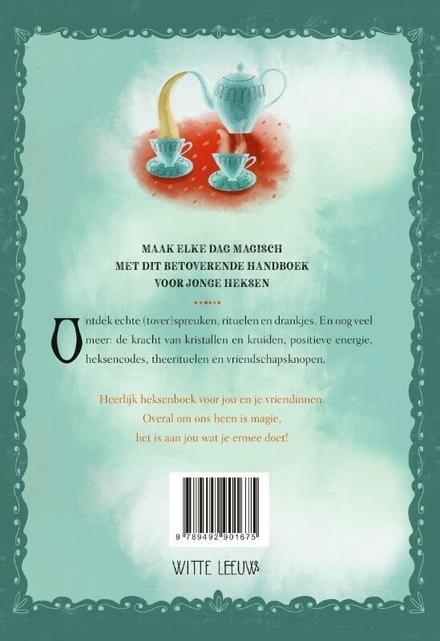 Het heksen handboek : vol toverspreuken, drankjes en magie