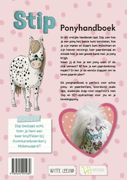 Ponyhandboek : alles wat je wilt weten over pony's en paarden!