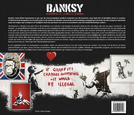 Banksy : kunstenaar, vandaal, enigma