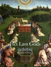 Het Lam Gods in detail