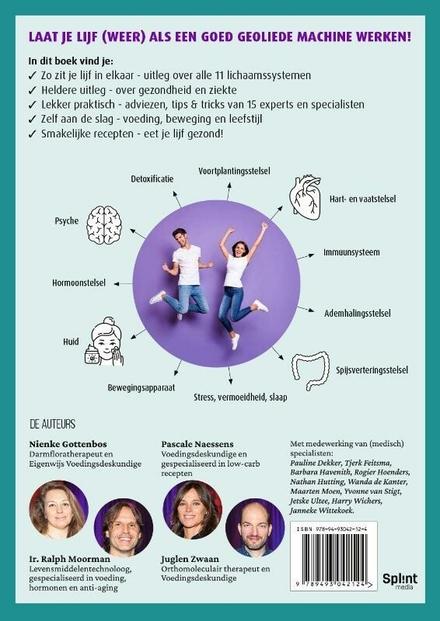 Gezond van kop tot teen : 4 experts + 11 specialisten slaan de handen ineen