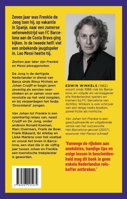 Van Johan tot Frenkie