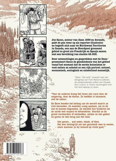 Terug aan het land : ontmoetingen met de oorspronkelijke bewoners van Noordwest Canada