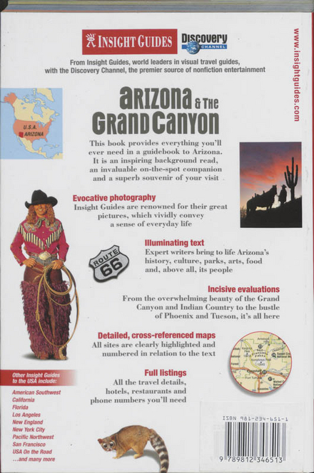 Arizona and the Grand Canyon